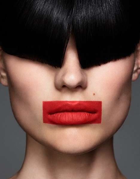 Conceptual Cosmetics Photography