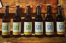 Coffee-Infused Ales - This Craft Brewery Developed a Coffee Ale Made from Brazilian Beans