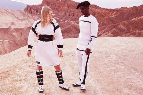Explorative Space Sportswear