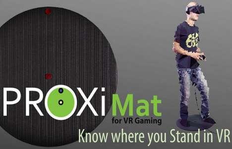 Orientation-Maintaining Mats