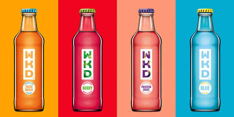 Millennial-Targeting Mixed Drinks - This Brand Reinvented Its Identity to Target Younger Audiences