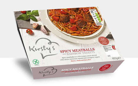 Vegetable-Based Pasta Entrees