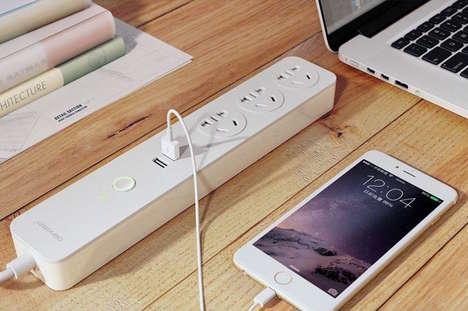 Smart Programmable Power Bars