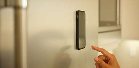 Sticky Smartphone Sheaths