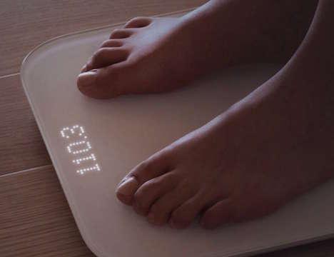 High-Sensitivity Smart Scales