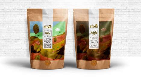 Illustrative Detox Teas