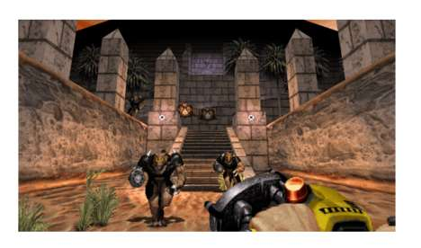 Commemorative Video Games - This New Duke Nukem Release Celebrates a Classic 1990s Game
