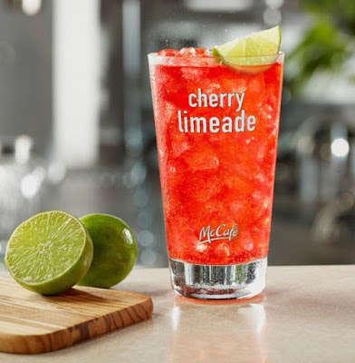 Juice-Infused Sodas