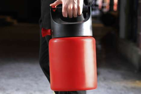 Twistable Flame Extinguishers