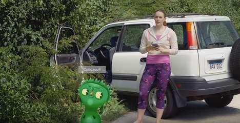 Anime-Inspired Insurance Ads
