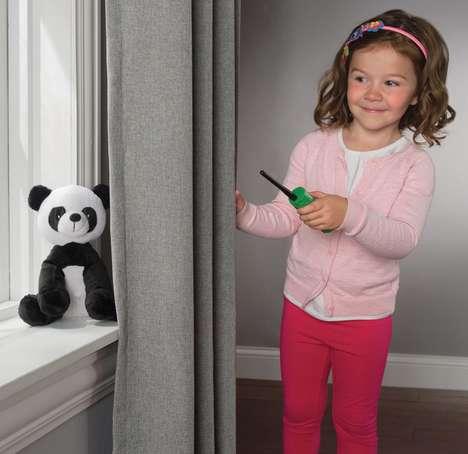 Hide-and-Seek Stuffed Toys