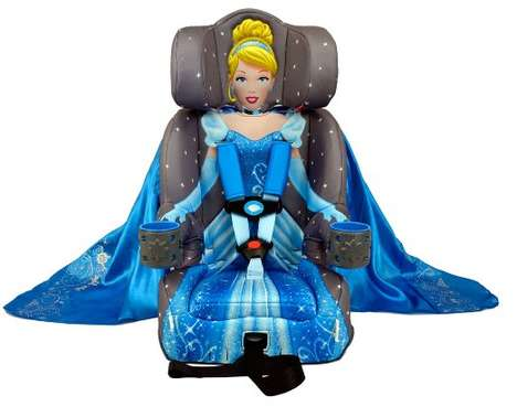 Vehicular Princess Seats