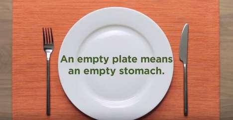 Viral Hunger PSAs