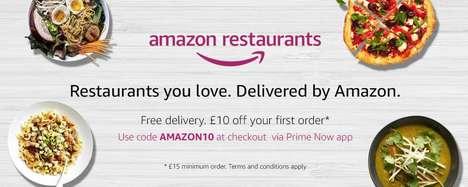 eCommerce Food Deliveries