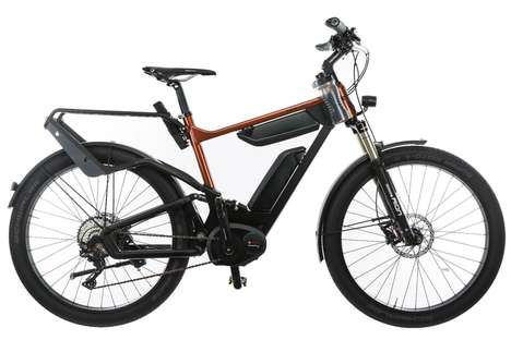 Boosted E-Bike Batteries
