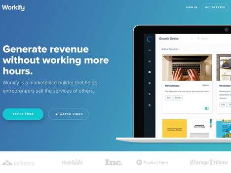 Online Marketplace Builders