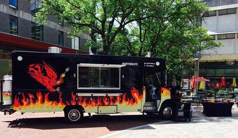 University-Branded Food Trucks
