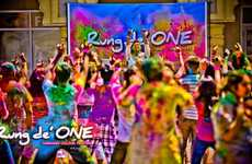 Multicultural Campus Festivals - This College Event is Inspired By the Hindu Festival Of Colors