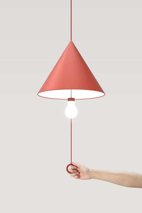 Modern Trick Lamps