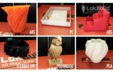 Durable 3D-Printing Mats - The LokBuild 3D Mat Provides a Reliable Printing Surface For 3D Printers