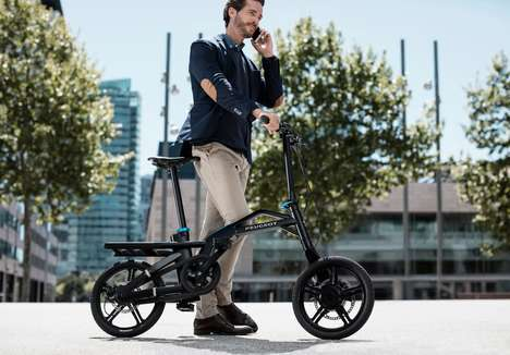Supplementary Electric Bikes