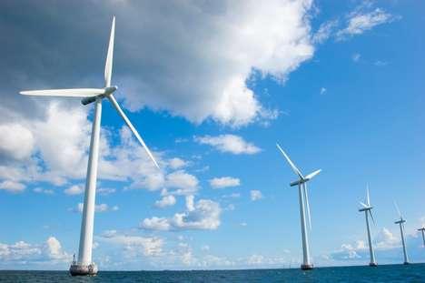 Efficient Offshore Wind Turbines