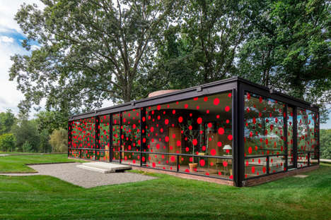 Dotted Glass Houses