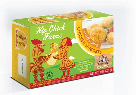 Artisan Chicken Nuggets