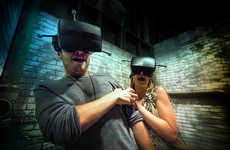 Frightening VR Attractions - The Universal Orlando Resort's 'Repository' is a New Horror Simulator