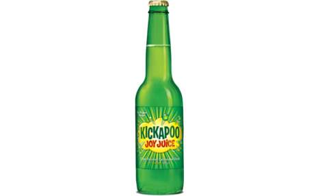 Comic-Inspired Sodas