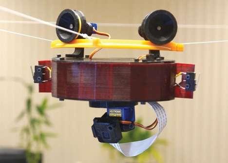 DIY Home Spy Cameras