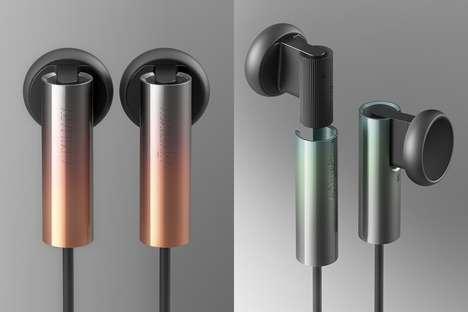 Replaceable Component Headphones