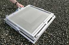 Efficiency-Boosting Solar Panel Covers