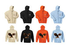Expansive Rapper Merchandise - This 60-Piece Collection Celebrates Travis Scott's New Album