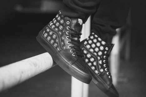 Partnership-Honoring Sneakers