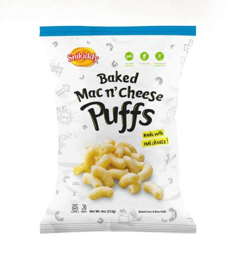 Baked Cheese Snacks