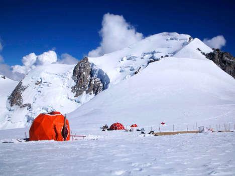 Glacial Preservation Vaults