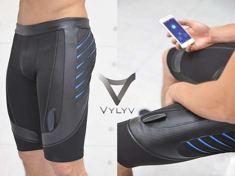 Muscle-Training Shorts