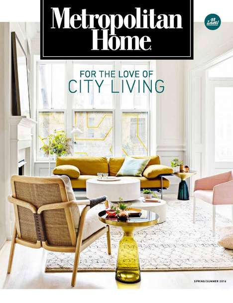 Millennial-Targeted Decor Magazines