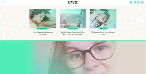 Millennial Mom Blogs