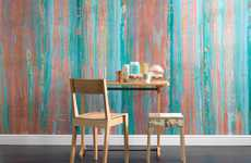 Oxidized Copper Wallpapers