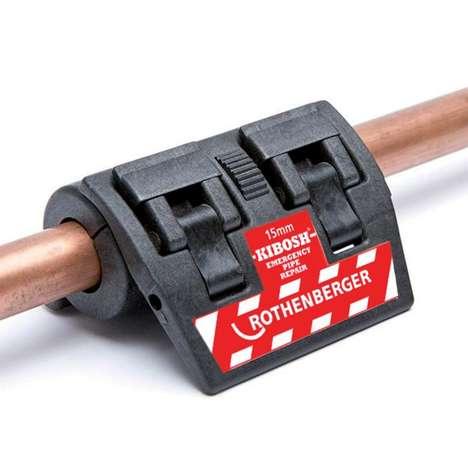 Burst Pipe Repair Devices