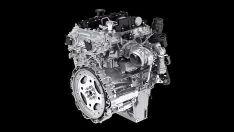 Futuristic Gasoline Engines