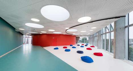 Indoor Adult Playgrounds
