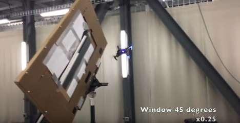 Autonomous Stunt Drones