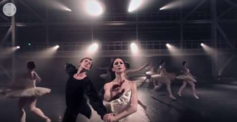 VR Ballet Performances