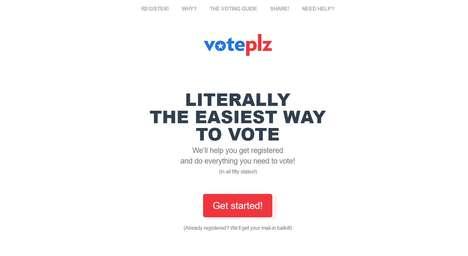 Online Voting Aids