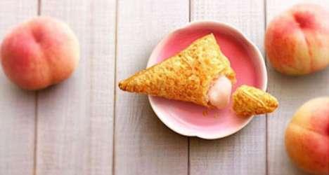 Creamy Fruit Pastries