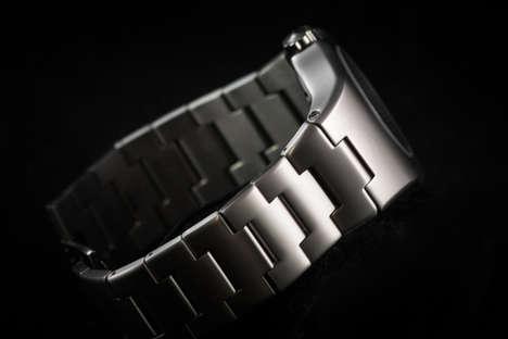 Minimalist Titanium Timepieces
