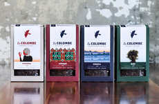Strong Eco Coffee Packaging - The La Colombe Wholesale Coffee Packaging is Sustainable